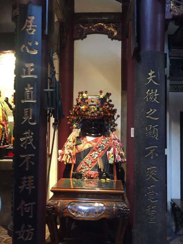 臺灣府城隍廟-范將軍