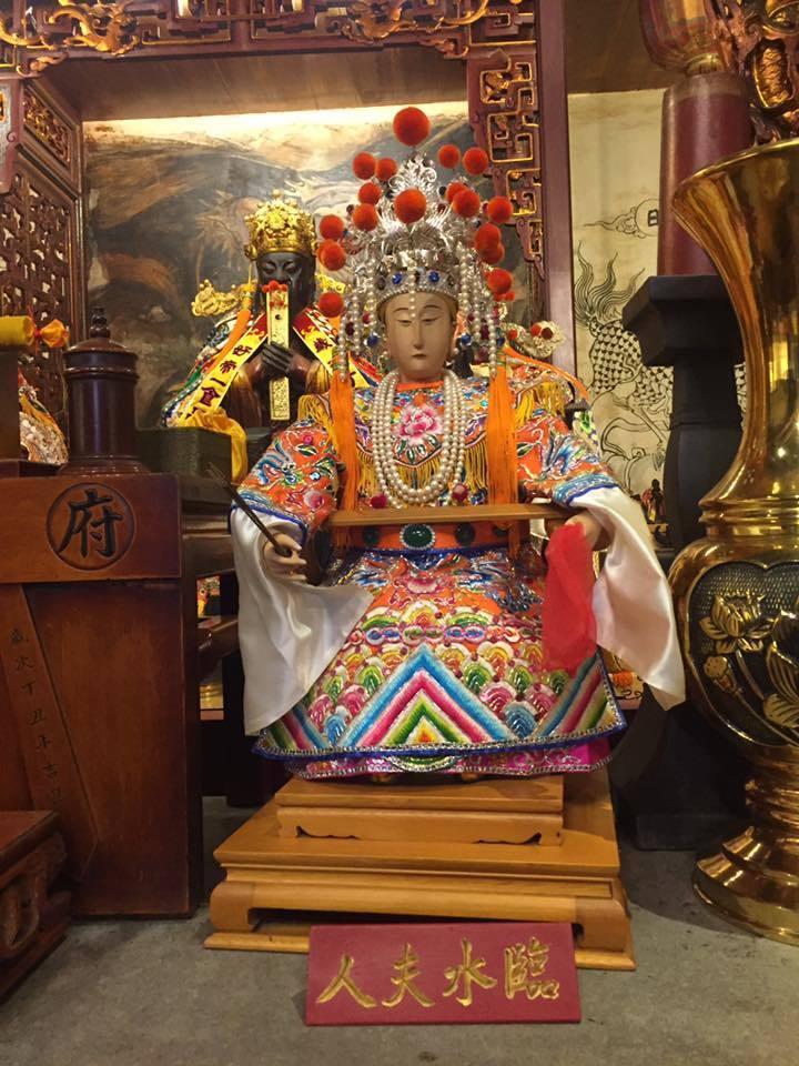 臺灣府城隍廟-臨水夫人