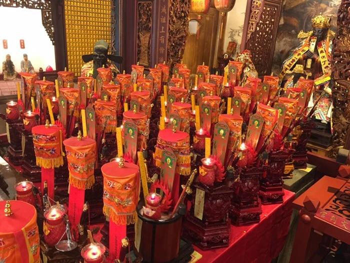 禮斗活動記錄-臺灣府城隍廟