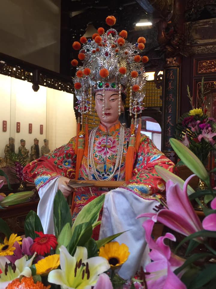 府城隍夫人聖誕-臺灣府城隍廟
